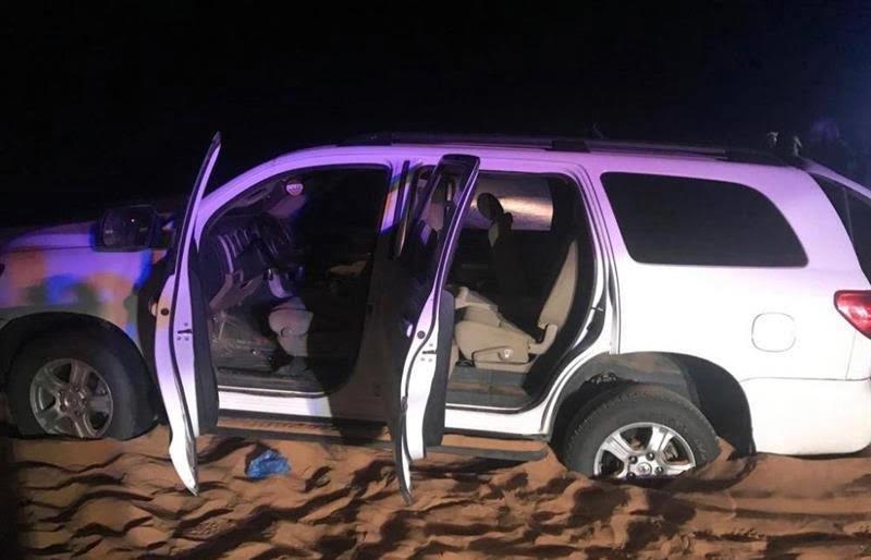 إصابة رجل أمن بهجوم على نقطة تفتيش في عسير
