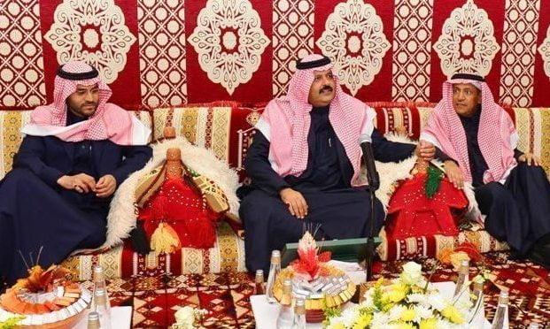 أمير حائل يدشن مركز السعادة بأمانة المنطقة