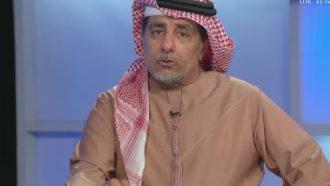عبدالرحمن محمد محلل قنوات دبي الرياضية يسقط مغشيًا عليه على الهواء (فيديو)