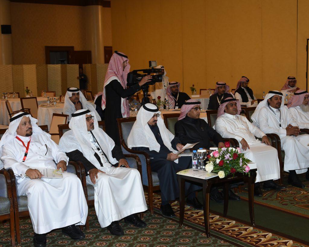 عقد الملتقى الخامس لإدارات المراجعة الداخلية بعسير