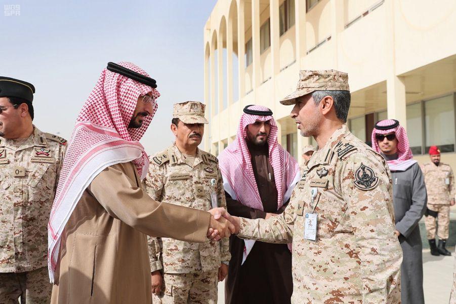 وزير الحرس الوطني يتفقد كلية الملك خالد العسكرية ومدينة الأمير بدر السكنية صحيفة المناطق السعوديةصحيفة المناطق السعودية