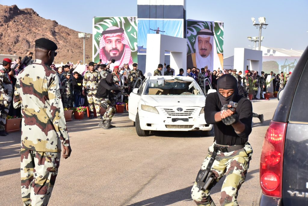 قوات الطوارئ الخاصة 20 عاما من الحرب ضد الاٍرهاب