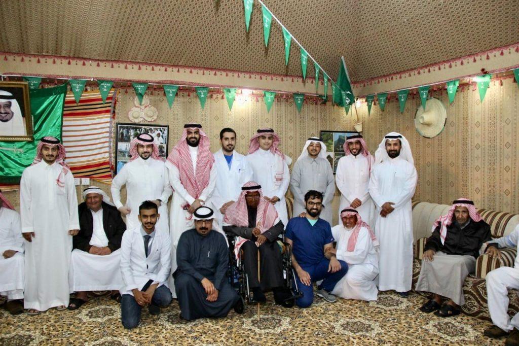 اللجنة الطبية والاجتماعية بمجلس شباب منطقة عسير ( عطاء ) باكورة أعمالها