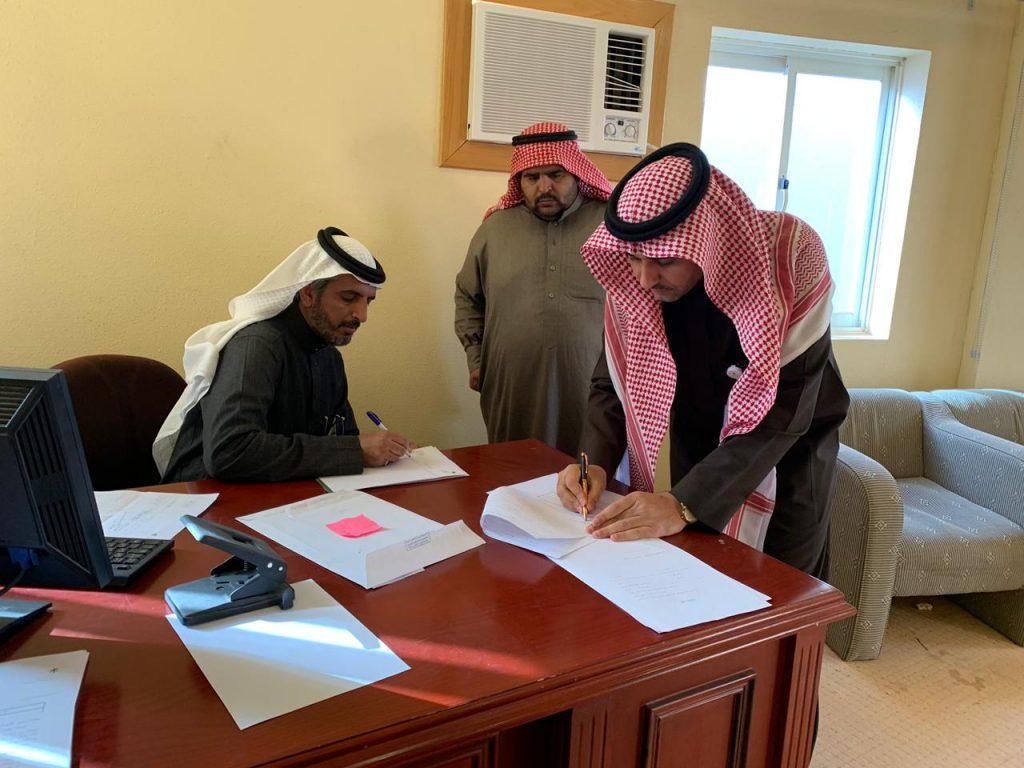 مدير عام فرع وزارة العمل والتنمية الاجتماعية بمنطقة حائل يتفقد عدد من الفروع بالمحافظات صحيفة المناطق السعوديةصحيفة المناطق السعودية