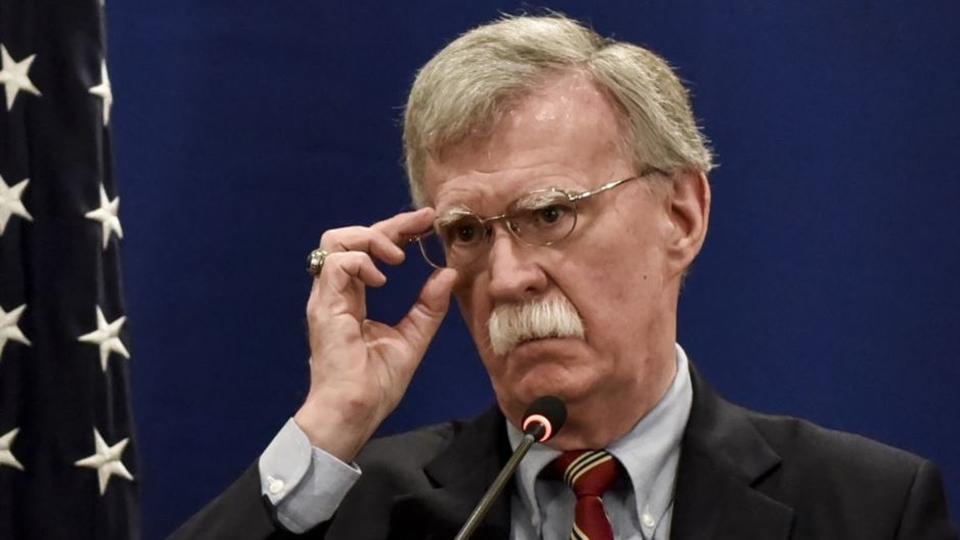 بولتون : واشنطن ستواصل المحادثات العسكرية مع تركيا