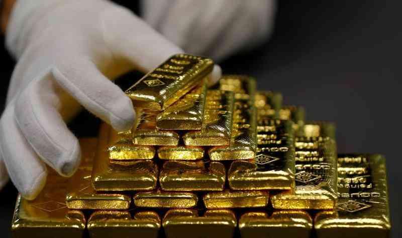 استقرار أسعار الذهب مع تعافي الدولار