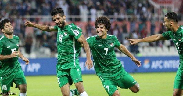 العراق يتأهل إلى دور الـ16