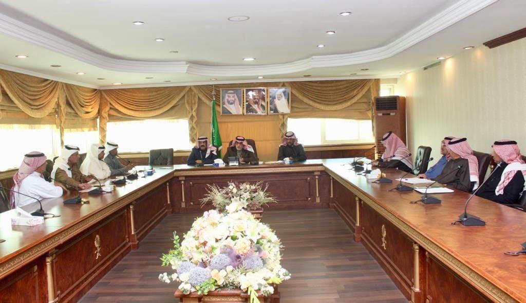 مجلس إدارة تعليم تبوك يعقد اجتماعه الخامس