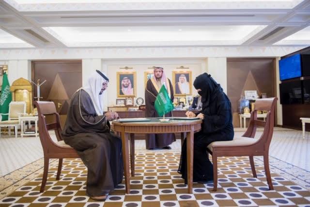 أمير القصيم يرعى توقيع اتفاقية بين صحة المنطقة ومركز الملك عبدالله للأبحاث الطبية