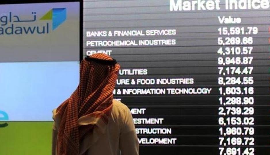 14 مليار ريال مكاسب ترفع القيمة السوقية للأسهم السعودية إلى 2.04 تريليون ريال