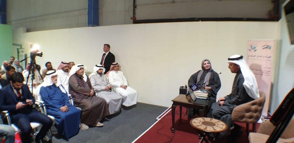 المسند : الإرادة والتعاون المشترك للمكتبات العربية حققت هذا المنجز وسنصل إلى جمع كل التراث الفكري العربي والإسلامي