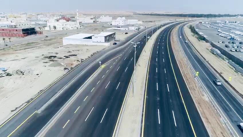 تأهيل طريق الموت جامعة جدة وافتتاح المرحلة الأولى أمام الحركة المرورية صحيفة المناطق السعوديةصحيفة المناطق السعودية