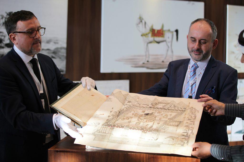 """باحث بولندي يعرض كتاب عن """"نجد"""" لكاتب أوروبي قبل 200 عام"""