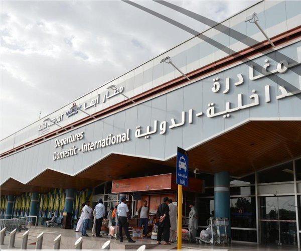 (4.4) مليون مسافر يعبرون مطار أبها في العام 2018
