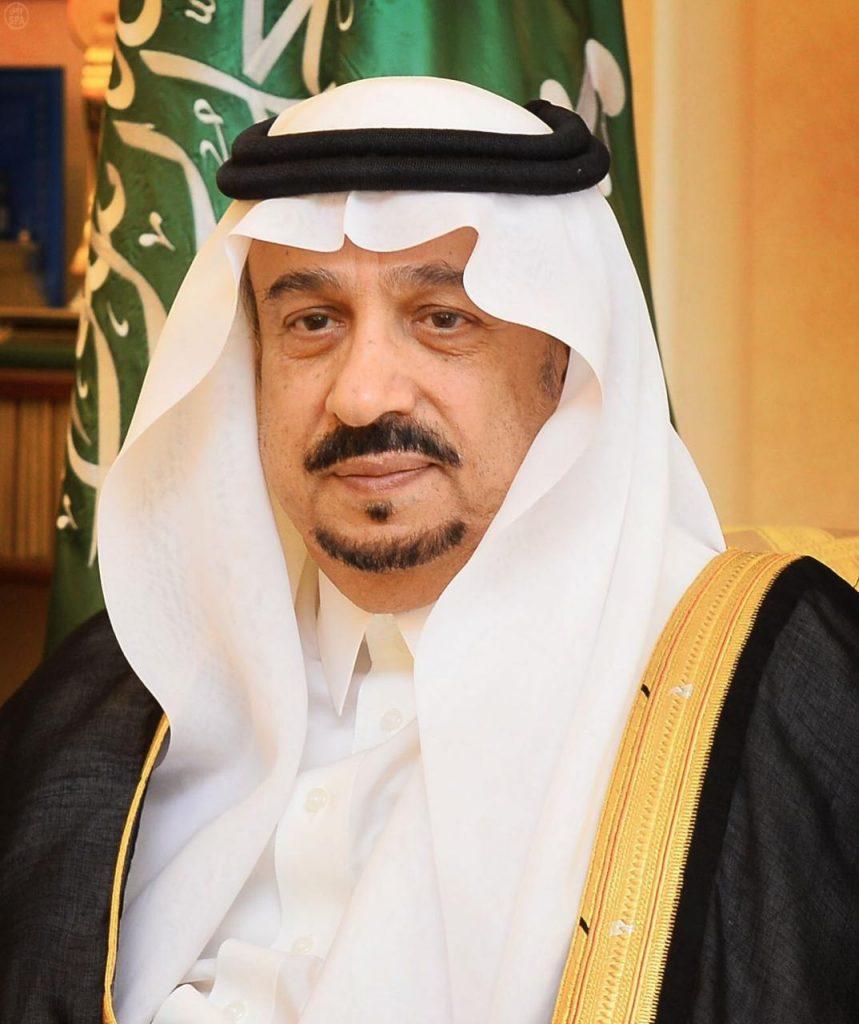 أمير الرياض يرفع الشكر للقيادة الرشيدة بمناسبة تدشين وإطلاق مشاريع الرياض التنموية