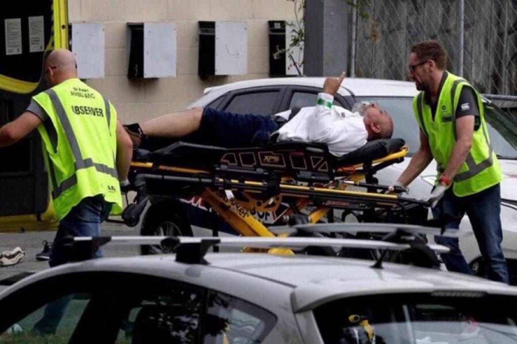 أطفال بين قتلى وجرحى هجوم نيوزلندا الارهابي