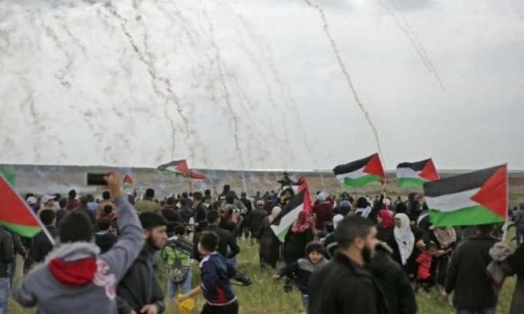 إرجاء احتجاجات «مسيرات العودة» بسبب التصعيد في غزة