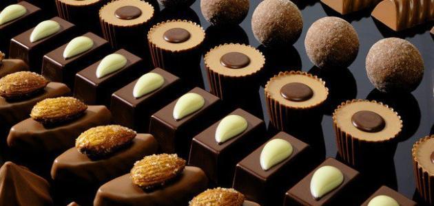 كمية الشوكولاتة الممكن تناولها دون ضرر