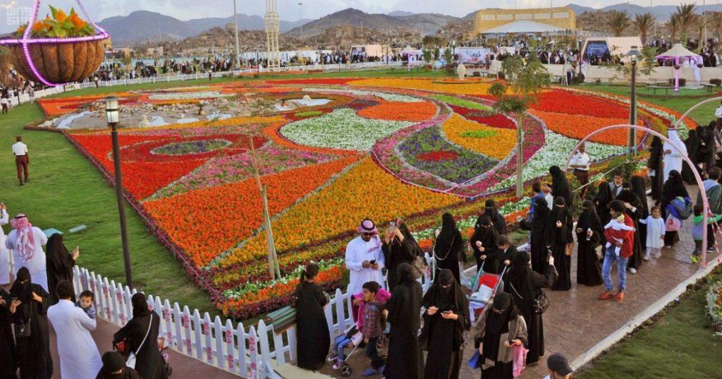أمانة الطائف تكمل استعداداتها لانطلاق مهرجان الورد الطائفي 15