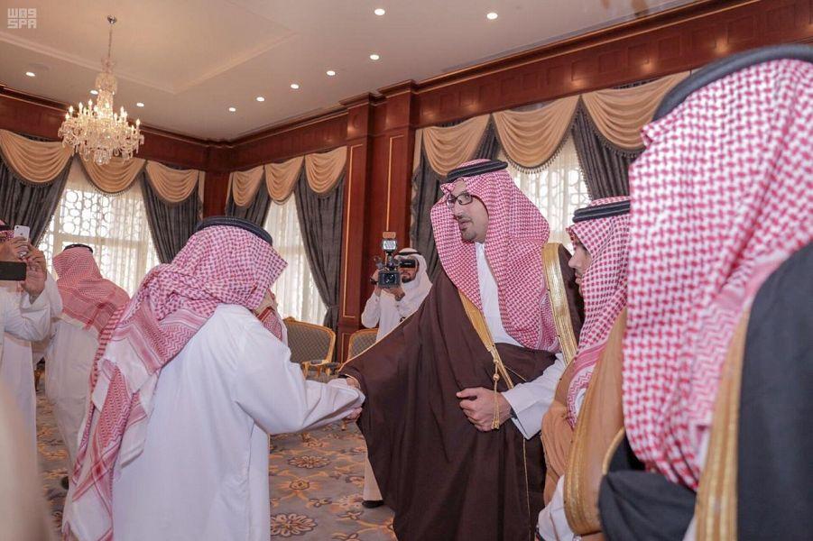 نائب أمير المدينة المنورة يرعى حفل تكريم المتقاعدين من منسوبي إمارة المنطقة