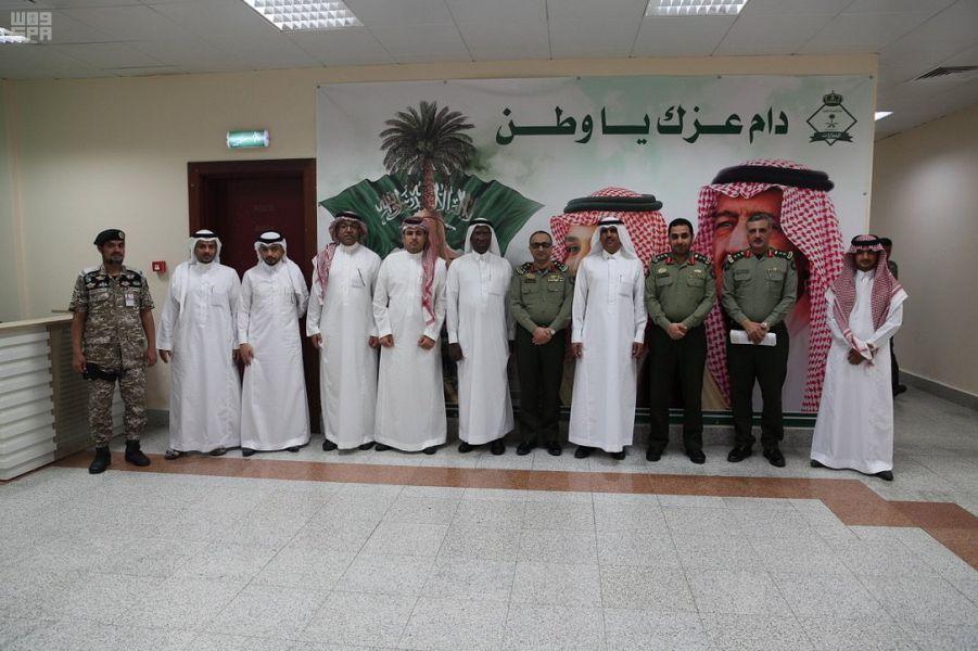 وكيل وزارة الخارجية للشؤون القنصلية يتفقد فرع الوزارة بمنطقة مكة المكرمة