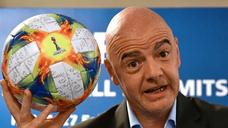 الفيفا يصدم قطر ويوصي برفع عدد منتخبات مونديال 2022