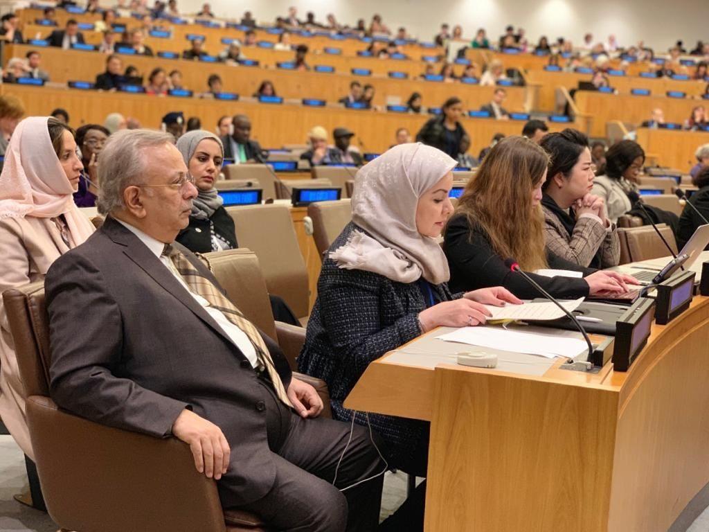 المملكة تؤكد مضيها قدماً نحو دعم المرأة لضمان مشاركتها الكاملة في التنمية المستدامة