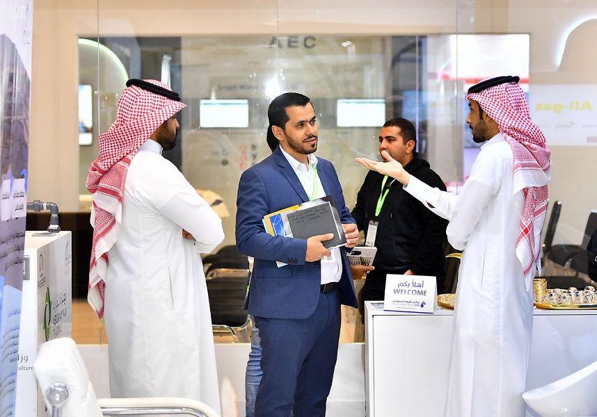 أكثر من 40 شركة محلية وعالمية تقدم نفسها بمثالية في معرض منتدى المياه السعودي
