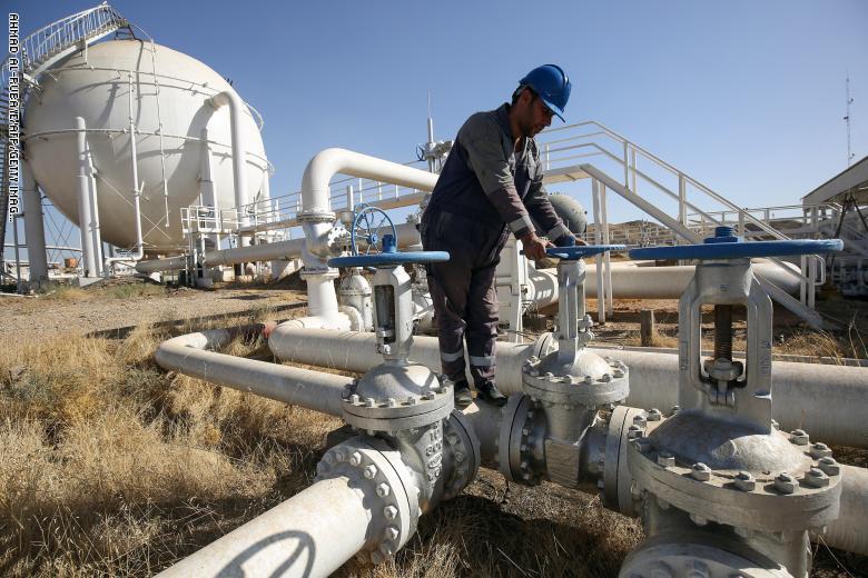 """النفط يصعد بفعل تخفيضات معروض """"أوبك"""""""
