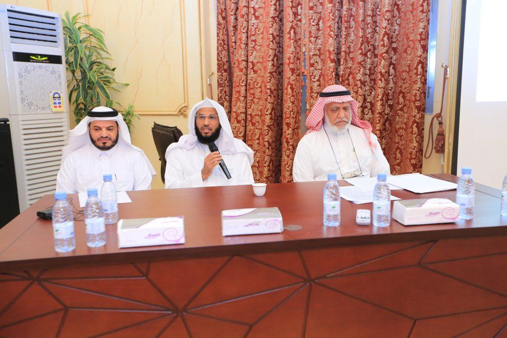 60 مشاركًا في ورشة عمل تطوير خدمات الإرشاد الطلابي بالجامعة الإسلامية