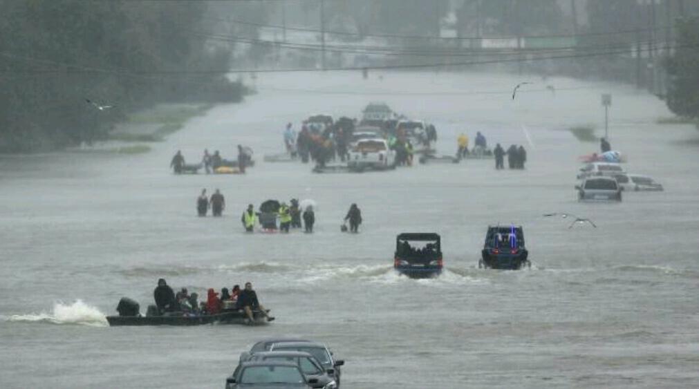 خبراء الأرصاد الجوية يحذرون من فيضانات تاريخية في جنوب الولايات المتحدة