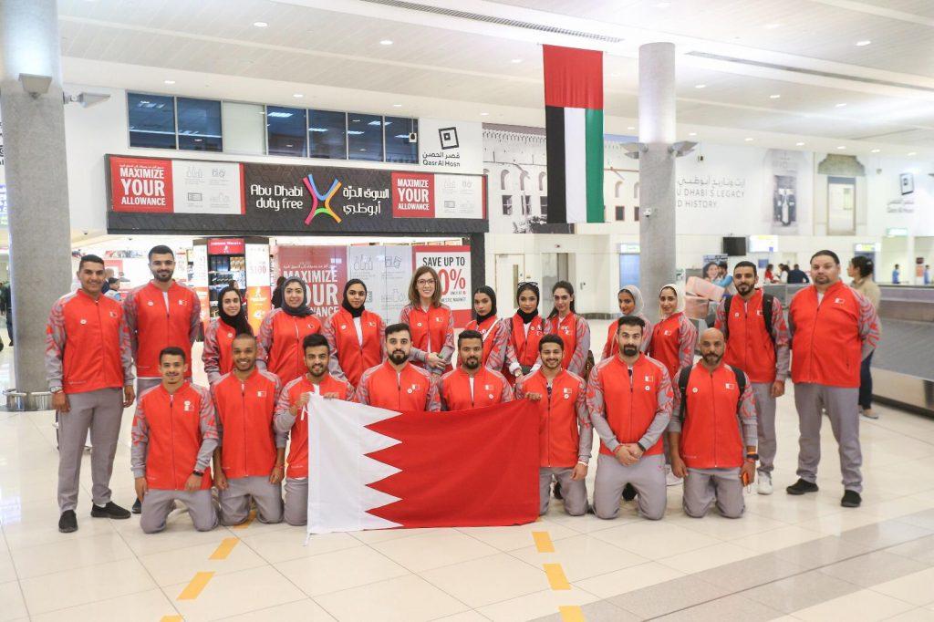 فريق البحرين التطوعي ينضم لفريق المتطوعين لإدارة فعاليات الأولمبياد الخاص الألعاب العالمية أبوظبي 2019