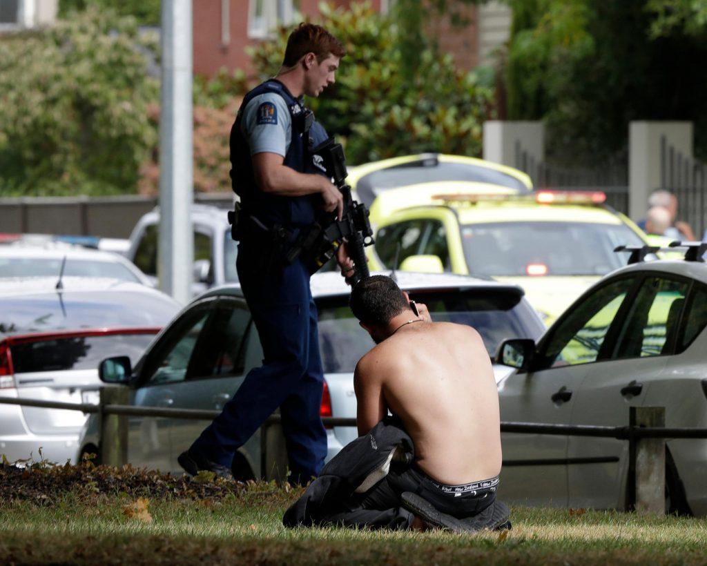 العديد من القتلى بهجوم على مسجدين بنيوزيلندا