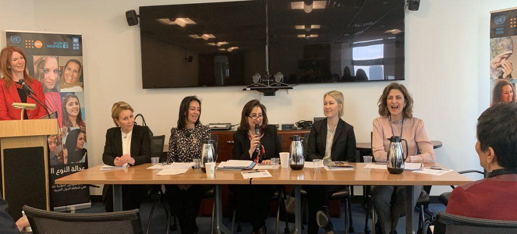 لجنة الأمم المتحدة لوضع المرأة: المساواة بين الجنسين في القانون والممارسة ضرورية لتحقيق التنمية المستدامة