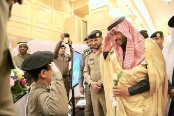 نائب أمير منطقة حائل يدشن فعاليات اليوم العالمي للدفاع المدني