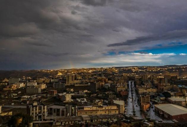 طقس اليوم: حالة مطرية مصحوبة بزخات من البرد على مكة والمدينة