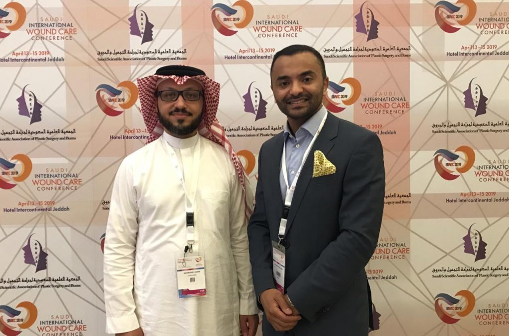 """الجمعية السعودية لجراحة التجميل والحروق تختتم المؤتمر الدولي"""" للعناية بالحروق"""""""