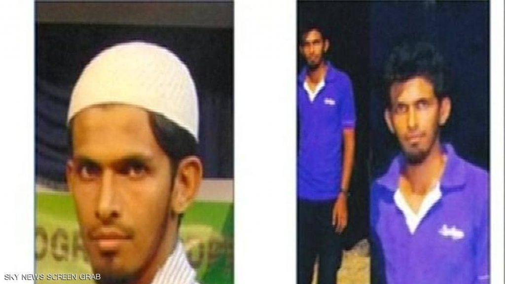 الشرطة تنشر الصور الأولى لمنفذي اعتداءات سريلانكا الدامية
