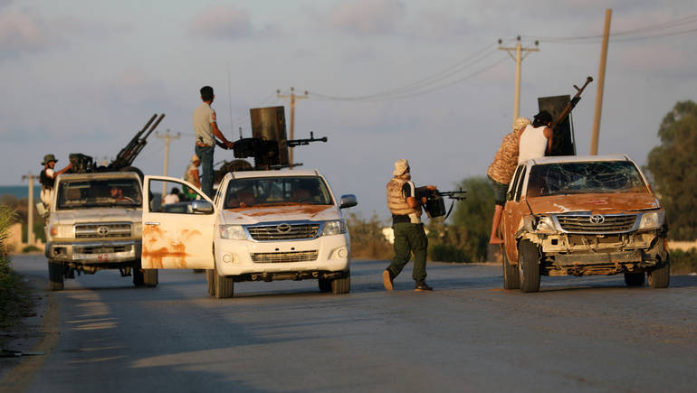 منظمة الصحة العالمية : أكثر من 1500 قتيل وجريح جراء اشتباكات طرابلس