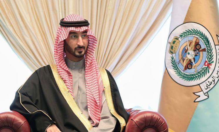 وزير الحرس الوطني يرعى حفل تخريج الدفعة 16 من طلاب جامعة الملك سعود بن عبد العزيز للعلوم الصحية