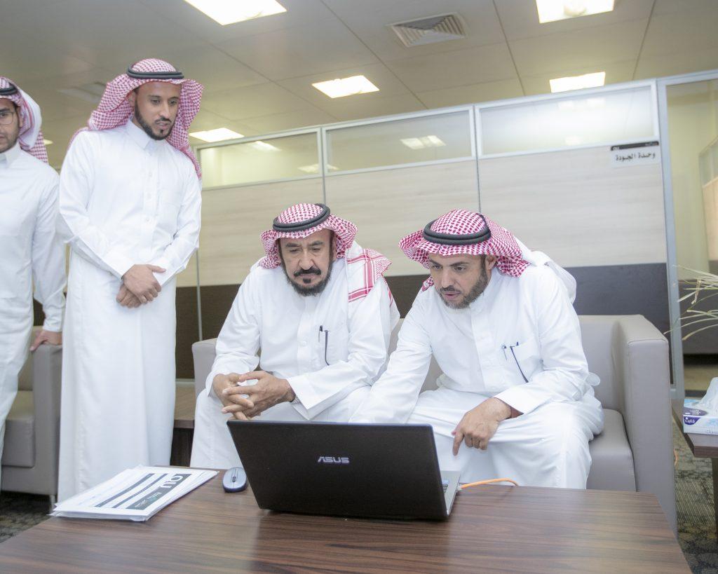 جامعة القصيم تُدشن موقعًا إلكترونيًا لـ «إدارة الخدمات» لتطوير الخدمات المقدمة لمنسوبيها