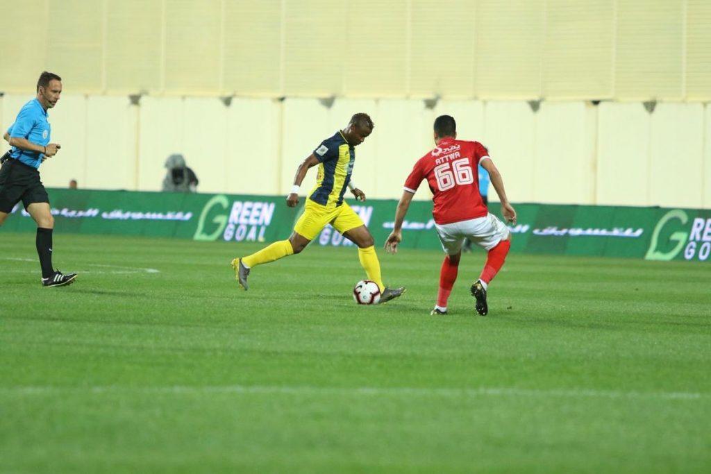 الحزم يتغلب على الرائد في دوري كأس الأمير محمد بن سلمان للمحترفين