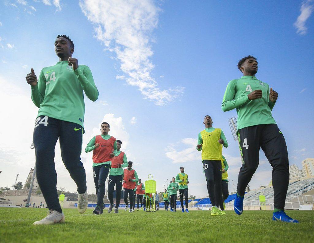 المنتخب السعودي للشباب يستأنف تدريباته استعداداً لكأس العالم