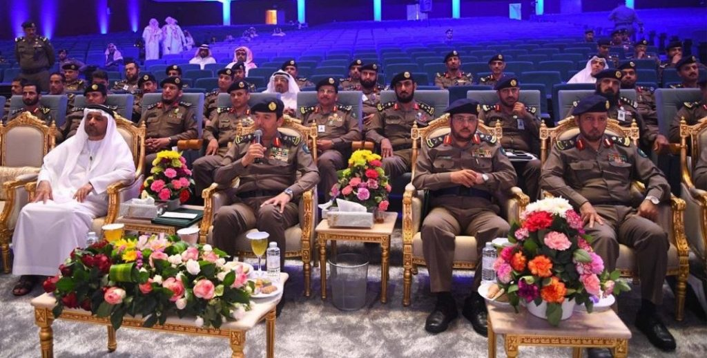 الملتقى الثاني لمديري الدفاع المدني بالمملكة يختتم أعماله بمنطقة تبوك