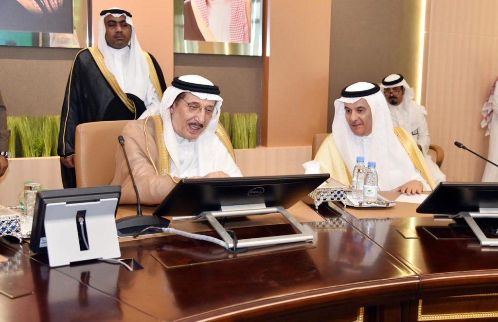 الأمير محمد بن ناصر يدشن ويضع حجر الأساس لـ27 مشروعاً مائياً وبيئياً في جازان بأكثر من 885 مليون ريال..