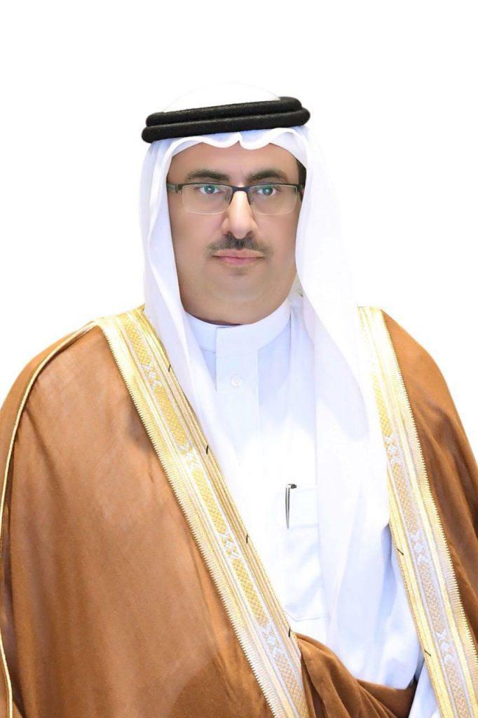 """""""المديميغ"""" يشكر القيادة على تعينه وكيلاً لإمارة  منطقة جازان بالمرتبة الخامسة عشر"""