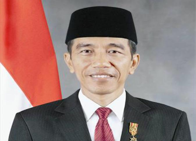 رئيس جمهورية إندونيسيا يصل الرياض