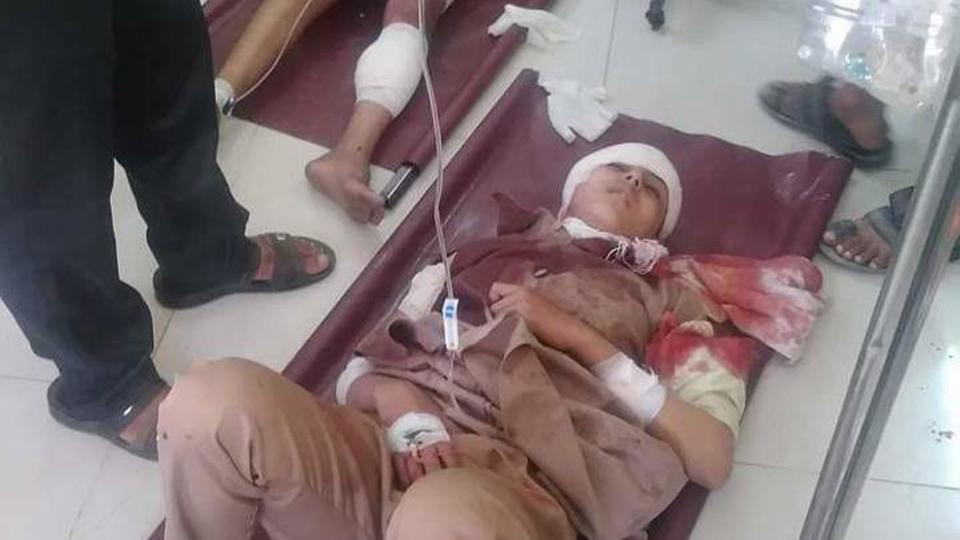 مقتل وإصابة طالبات بقصف حوثي على مدرسة في تعز
