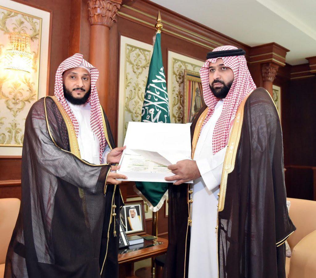 نائب أمير منطقة جازان يستقبل مدير عام فرع الشؤون الإٍسلامية بجازان
