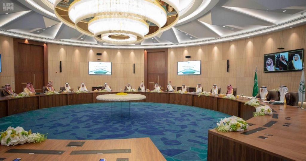 صور.. وزير الداخلية يرأس اجتماع أمراء المناطق السنوي الـ 26